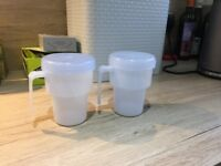 Kennedy Cups x 2 - suitable for special needs/elderly FREE