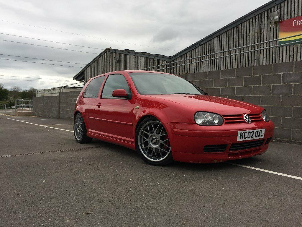 volkswagen golf gti 1 8t anniversary tornado red mk4 not. Black Bedroom Furniture Sets. Home Design Ideas