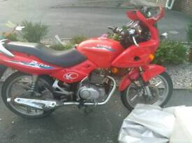 Kymco pulsar luxe project needs work done. Not road worthy till worked on