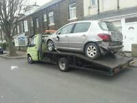 Scrap cars vans 4x4 wanted best prices 07448802185