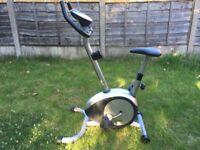 Sturdy exercise bike £30, Levenshulme