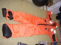 BEAUFORT IMMERSION SUIT