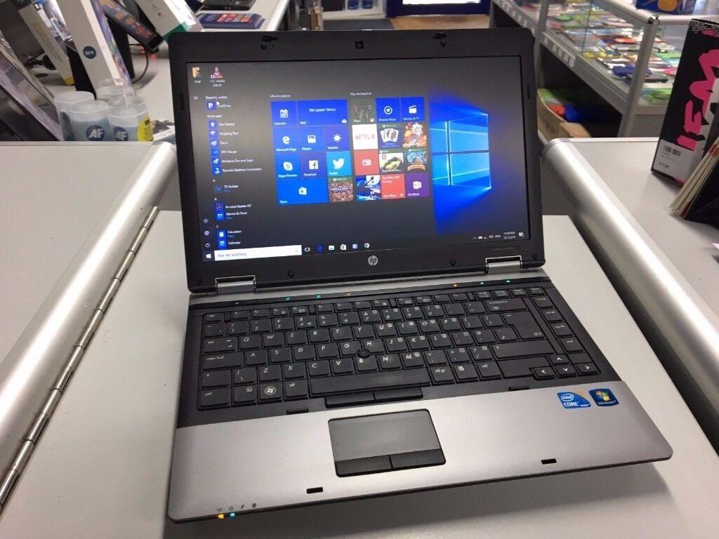 "BARGAIN HP PROBOOK 6450b Core i5 Windows 7 / 4GB / 160GB / 14.1""Webcam/DVDRW"