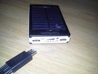 Solar Powerbank 30 000 mAh