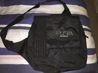 Retro Playstation 2 messenger bag