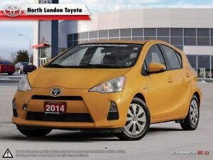 2014 Toyota Prius c In different top 10 lists, including top...