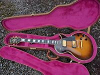 1989 Gibson Les Paul Custom Guitar