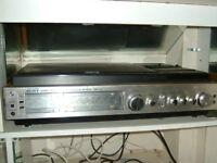 Sony HMK 33 vintage stereo system