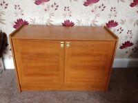 Vintage Shreiber cupboard