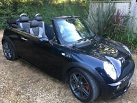 Mini Cooper S John Cooper Works Convertible