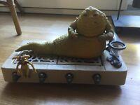 Star Wars original Jabba the hut, vintage figure