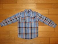 Tommy Hilfiger Lined Shirt - Very Good Condition - Boys Large