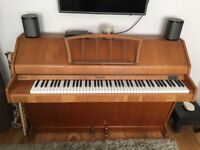 Free piano ready for collection