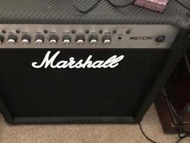 Marshall MG50CFX 50 watt guitar amp
