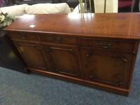 Yew colour Sideboard #42313 £65