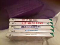 Wii Game - Halewood