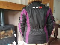 Ladies Tuzo Motorbike Jacket