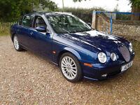 Jaguar S type 2.5 Sport
