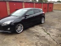 "19"" Ford Focus mondeo transit connect alloy wheels 6 months old"