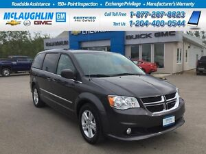 2016 Dodge Grand Caravan Crew - Heated Seats - Stow n' Go - Back