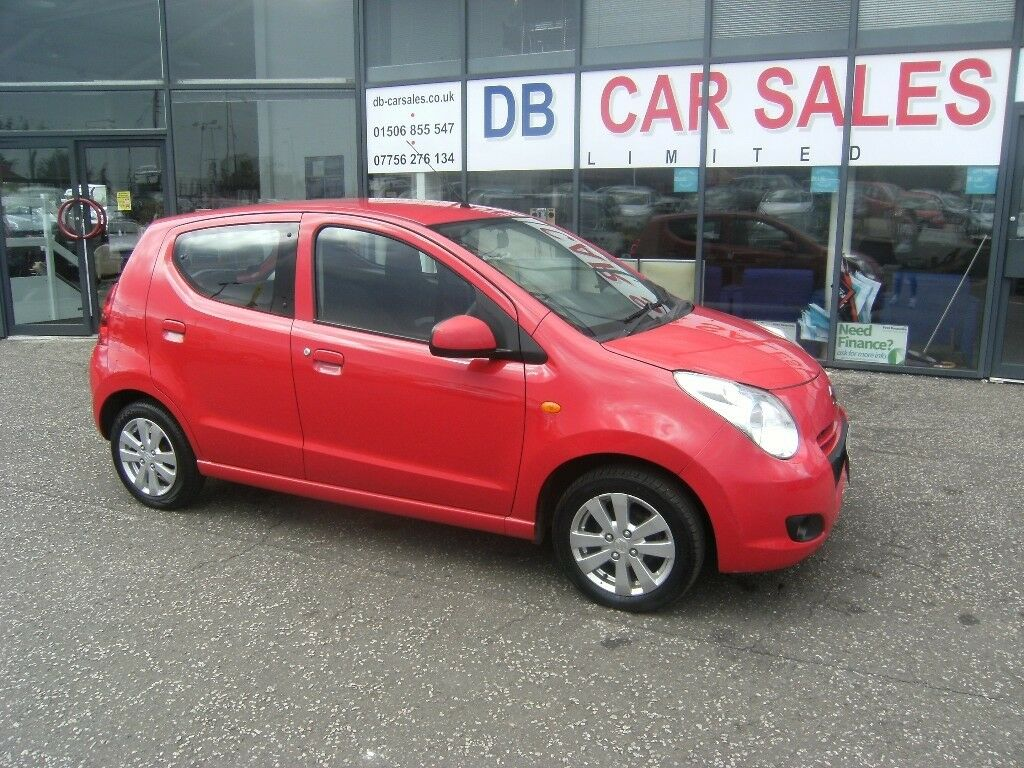 £20 ROAD TAX 2010 10 SUZUKI ALTO 1.0 SZ4 5D 68 BHP **** GUARANTEED FINANCE **** PART EX WELCOME ****