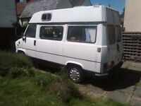 Talbot Express Camper Van - needs work for MOT