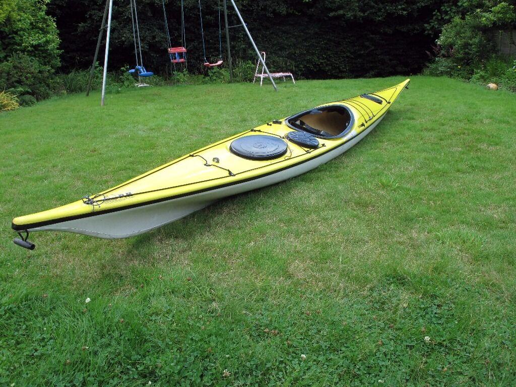 P H Sirius Sea Kayak For Sale GBP500