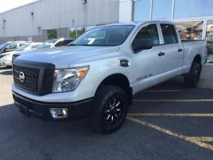 2016 Nissan Titan XD SV *4X4, BLUETOOTH, AIR CLIM, CRUISE*