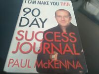 I Can Make You Thin By Paul McKenna. This is a very good book. Collection Only
