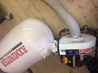 Axeminster Extractor ADE600