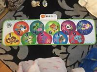 Leap frog learn to walk musical mat