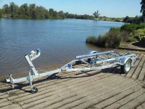 GAL BOAT TRAILER SUITS UP TO 5.0 Mt ALI HULL BRAKED 1199 kg ATM Erina Gosford Area Preview