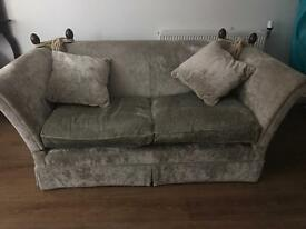 Laura Ashley 2 seater sofa / sofa bed