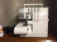 Singer Sewing Machine Overlocker) 14SH754