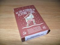 Rare Sealed - Brand New - Spilastokkur Playing Cards - Iceland Icelandic Yule Lads - Collectable