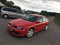 Lowered price! Needs gone! 2003/03 Seat Leon Cupra R MK1 LCR 270+ BHP