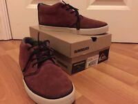 Men's Quiksilver Griffin Suede Shoes (Size 7) BNIB