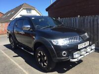 L200 Mitsubishi pick up jeep 2010