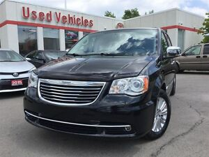 2013 Chrysler Town & Country LIMITED - NAVIGATION / LEATHER