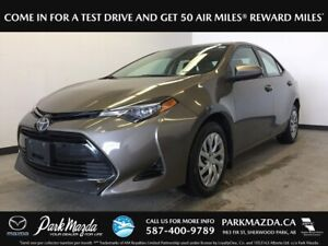 2017 Toyota Corolla LE - Bluetooth, Backup Cam, Heated Seats