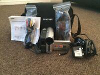 Samsung digital cam corder