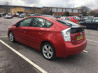 59 TOYOTA PRIUS T SPRIT 1.8 HYBRID AUTOMATIC, 90k,F/S/H, HPI CLEAR