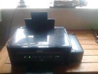 Epson EcoTank ET-2500 Colour Ink-jet - Printer / copier excellent condition £50 ono 07448333495