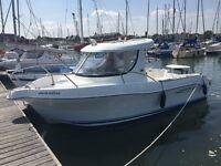 quicksilver 640 boat