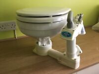 Used, JABSCO COMPACT SMALL BOWL TOILET for sale  Poole, Dorset