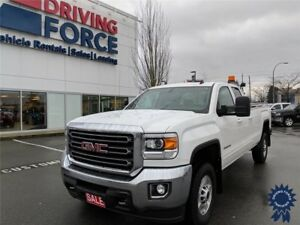 2015 GMC Sierra 2500HD SLE Double Cab 2WD (3/4 Ton) Long Box