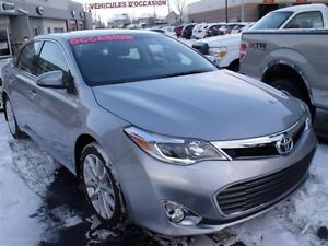 2015 Toyota Avalon limited-navigation-camera-cuir-toit