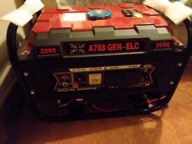 Petrol generator 3000 w