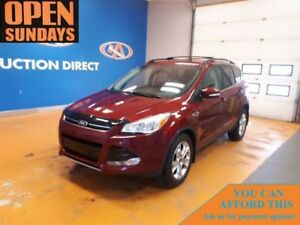 2013 Ford Escape SEL AWD! LEATHER!FINANCE NOW!