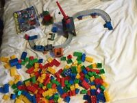 Huge Thomas The Tank Engine Lego Duplo compatible megabloks bundle